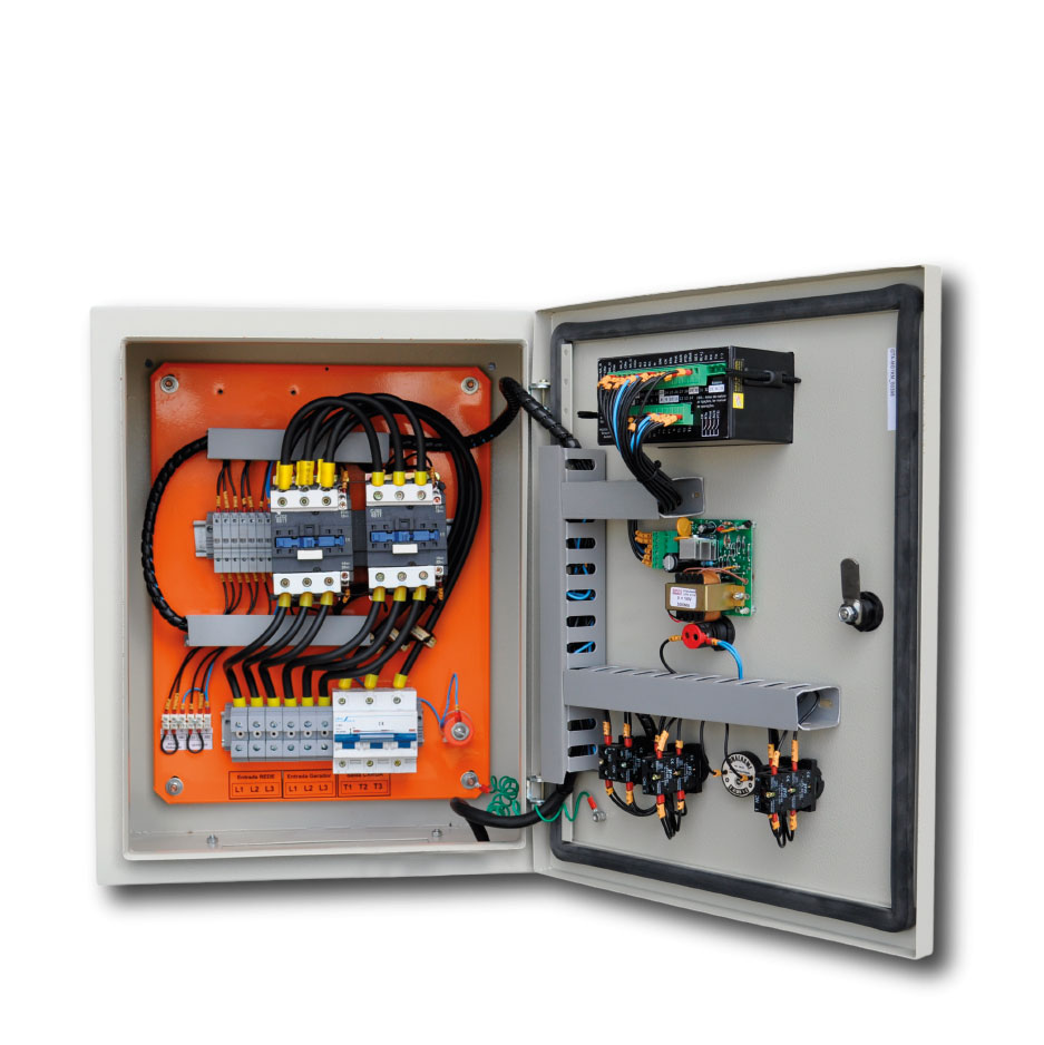 Manutenção de geradores de energia