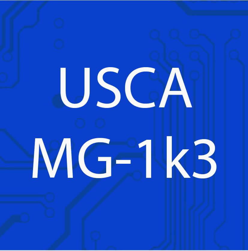 USCA MG1K3