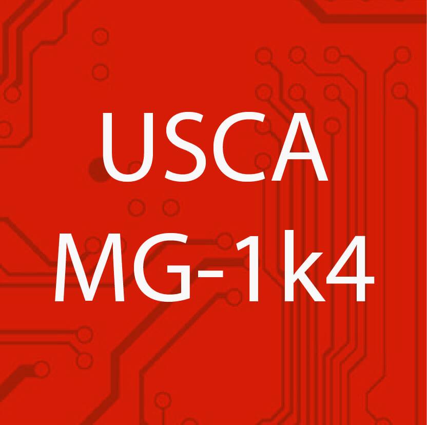 USCA MG1K4