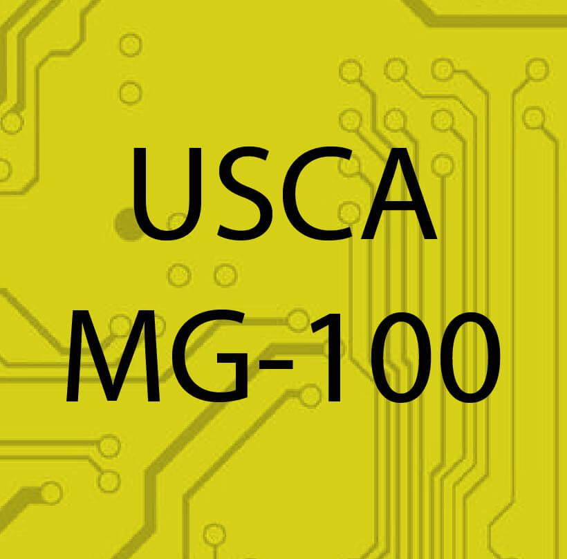 USCA MG100