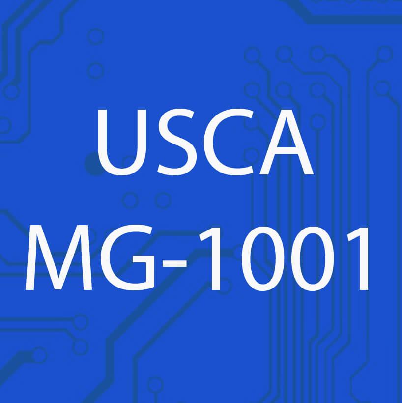 USCA MG1001