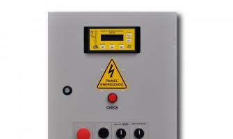 Chicote elétrico industrial