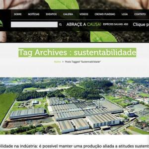 Tag Archives : sustentabilidade